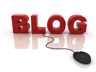 Blog - A Web site on which an individual or group of users record opinions, information, etc. on a regular basis.
